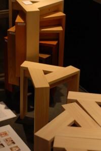 组合式的凳子