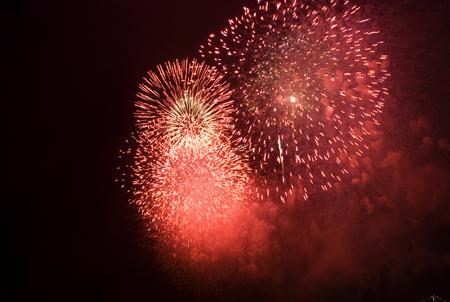2008东京湾烟花会